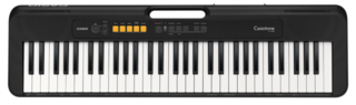 Casio CT-S100 Keyboard without Touch Response