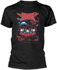 Babymetal Pixel Tokyo T-Shirt Black