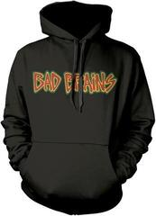 Bad Brains Logo Fekete