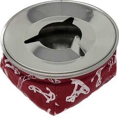 Lindemann Seaworld bean bag non-slip ashtray Red