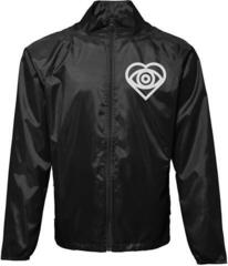 All Time Low Future Hearts Windcheater Jacket Black