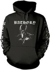 Bathory Goat Hooded Sweatshirt Black