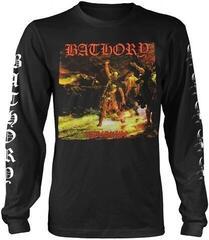 Bathory Hammerheart Long Sleeve Shirt Black
