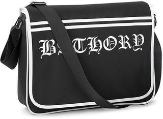 Bathory Logo Retro Messenger Bag