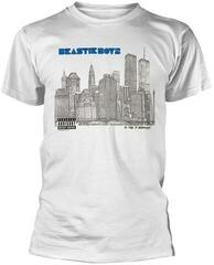Beastie Boys 5 Boroughs T-Shirt White