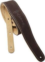 "Martin 18A0017 Suede Guitar Strap 2,5"", Brown"
