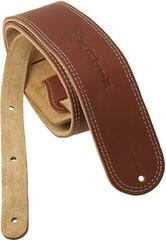 Martin 18A0012 Baseball Glove Leather Guitar Strap, Brown