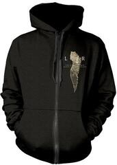 Behemoth LCFR Hooded Sweatshirt Zip Black