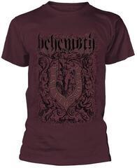Behemoth Furor Divinus Maroon T-Shirt Maroon