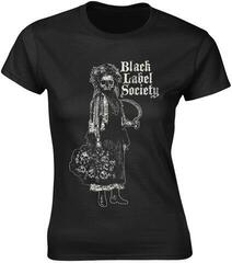 Black Label Society Death Womens T-Shirt Black