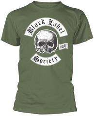 Black Label Society The Almighty T-Shirt Olive