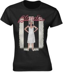 Blondie Parallel Lines Womens T-Shirt Black