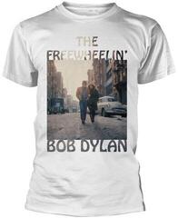 Bob Dylan Freewheelin' T-Shirt White