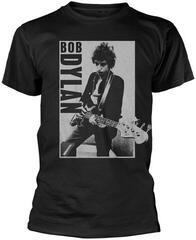 Bob Dylan Guitar T-Shirt L