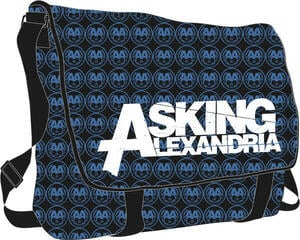 Asking Alexandria All Over Messenger Messenger Bag