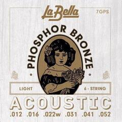 LaBella 7GPS Phosphor Bronze – Light