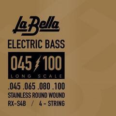 LaBella RX-S4B Bass RX Stainless Steel 45-65-80-100