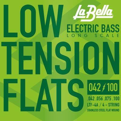 LaBella LTF-4A Low Tension Flexible Flats