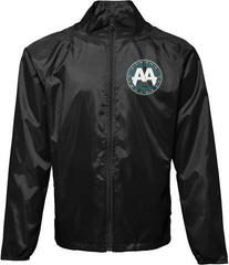 Plastic Head Asking Alexandria Glitz Windcheater Jacket Black