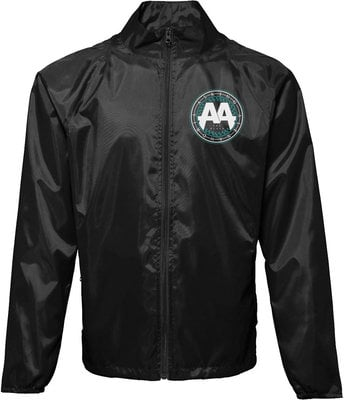 Asking Alexandria Glitz Windcheater Jacket XXL