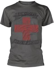 Bon Jovi Bad Medicine T-Shirt Grey