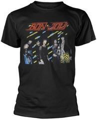 Bon Jovi Eighties T-Shirt Black