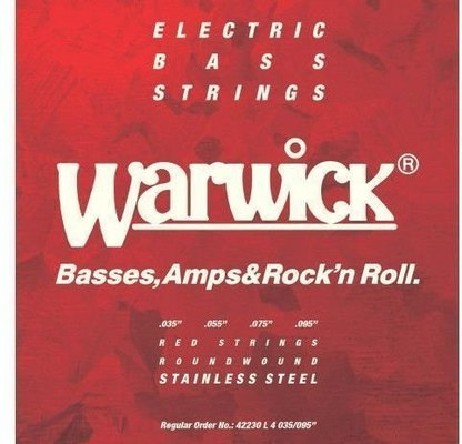Warwick 42230 L Red Label