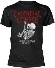 Cannibal Corpse Butchered At Birth Baby T-Shirt Black