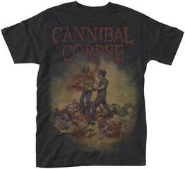 Cannibal Corpse Chainsaw T-Shirt Black