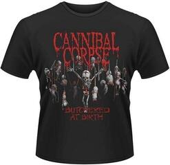 Cannibal Corpse Butchered At Birth 2015 T-Shirt Black
