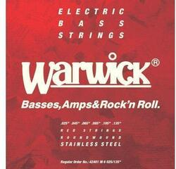 Warwick 42401M Red Label