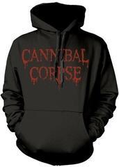 Cannibal Corpse Dripping Logo Hooded Sweatshirt Black
