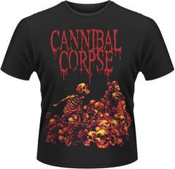 Cannibal Corpse Pile Of Skulls T-Shirt Black