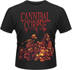 Cannibal Corpse Pile Of Skulls T-Shirt Black