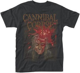 Cannibal Corpse Impact Spatter T-Shirt Black