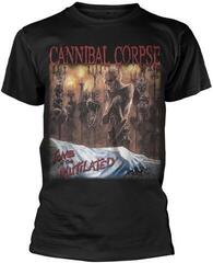 Cannibal Corpse Tomb Of The Mutilated T-Shirt Black