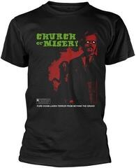 Church Of Misery Rated R T-Shirt Black