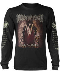 Cradle Of Filth Cruelty And The Beast Long Sleeve Shirt Black