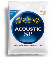 Martin MSP3200 SP 80/20 Bronze Strings, Medium