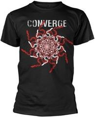 Converge Snakes T-Shirt S