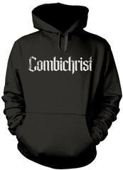 Plastic Head Combichrist Skull Hooded Sweatshirt Black
