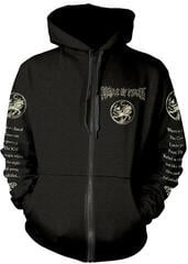 Cradle Of Filth Cruelty And The Beast Hooded Sweatshirt Zip L