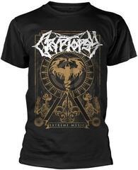 Cryptopsy Extreme Music T-Shirt Black
