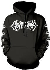 Cryptopsy Extreme Music Multi-Print Hooded Sweatshirt Black