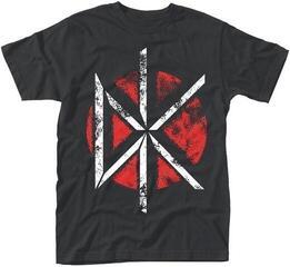 Dead Kennedys Distressed DK Logo Black
