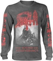 Death The Sound Of Perseverance Long Sleeve Shirt Black