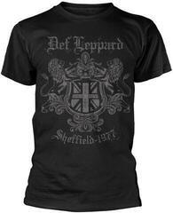 Def Leppard Sheffield 1977 T-Shirt S