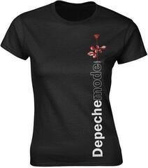 Depeche Mode Violator Side Rose Womens T-Shirt S