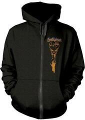 Destruction Infernal Overkill Hooded Sweatshirt Zip XXL