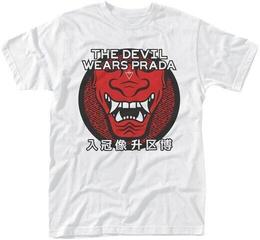The Devil Wears Prada Oni Mask Fehér